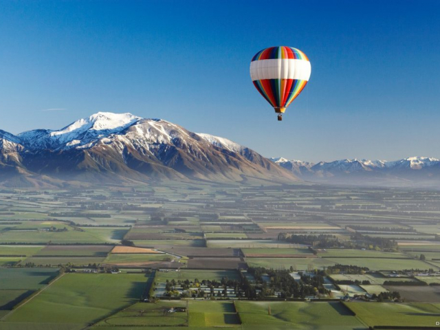 Sensational South | Canterbury Plains, New Zealand