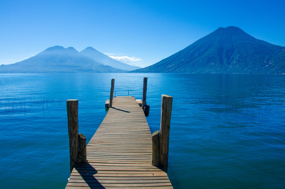 Taste of Guatemala, Lake Atitlan