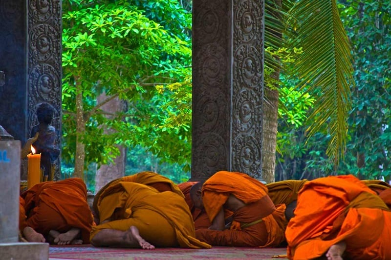 Thailand & The Temples of Angkor
