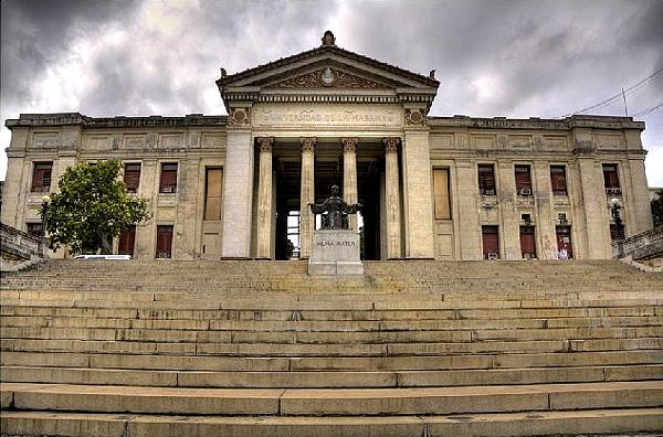 Havana Stopover, University of Havana