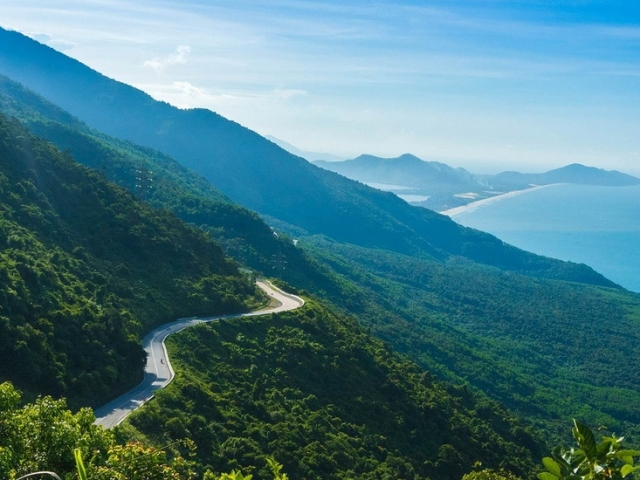 Vietnam & Cambodia: A Grand Adventure | Hai Van Pass, Vietnam