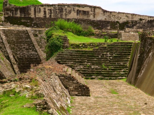 Taste of Mexico, Archaeological site of Cholula