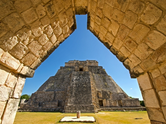 The Aztec & Maya Civilization, Archeological site of Uxmal