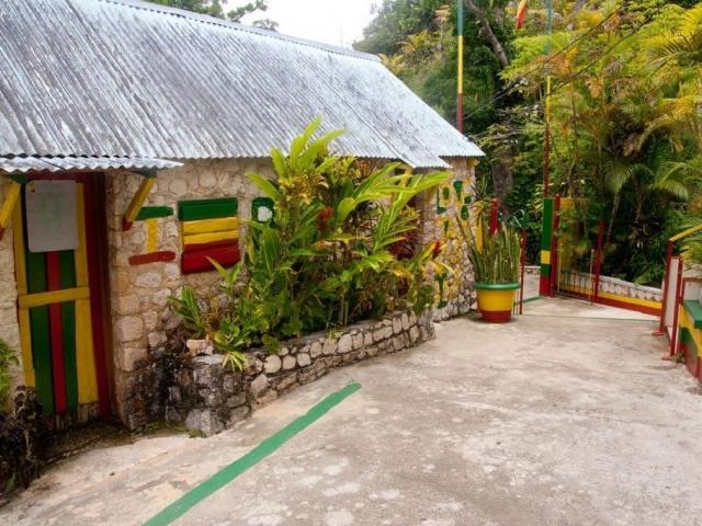 Bob Marley Jamaica Tour, Bob Marley Childhood home