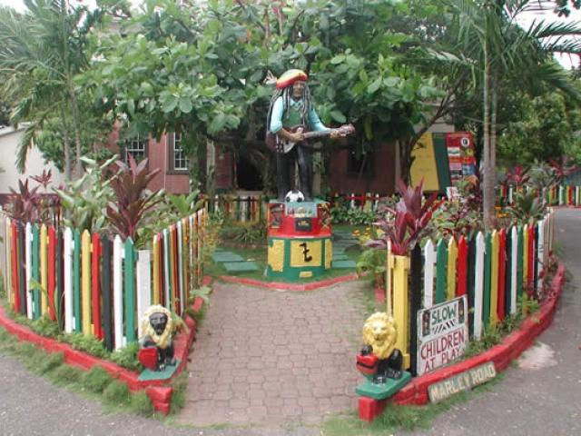 Bob Marley Jamaica Tour, Bob Marley Museum