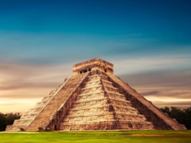 The Wonders Of Mexico's Yucatan, Chichen Itza