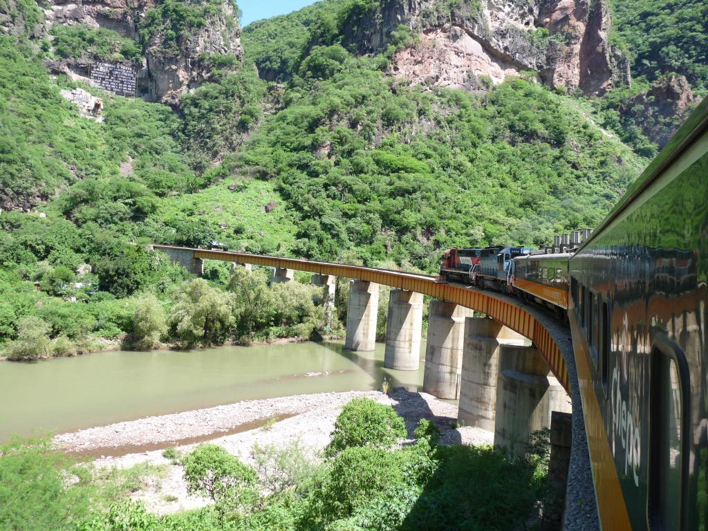 Copper Canyon | El Chepe Train