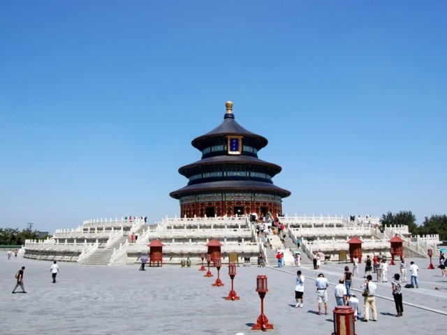 Treasures of China - Beijing, Temple of Heaven