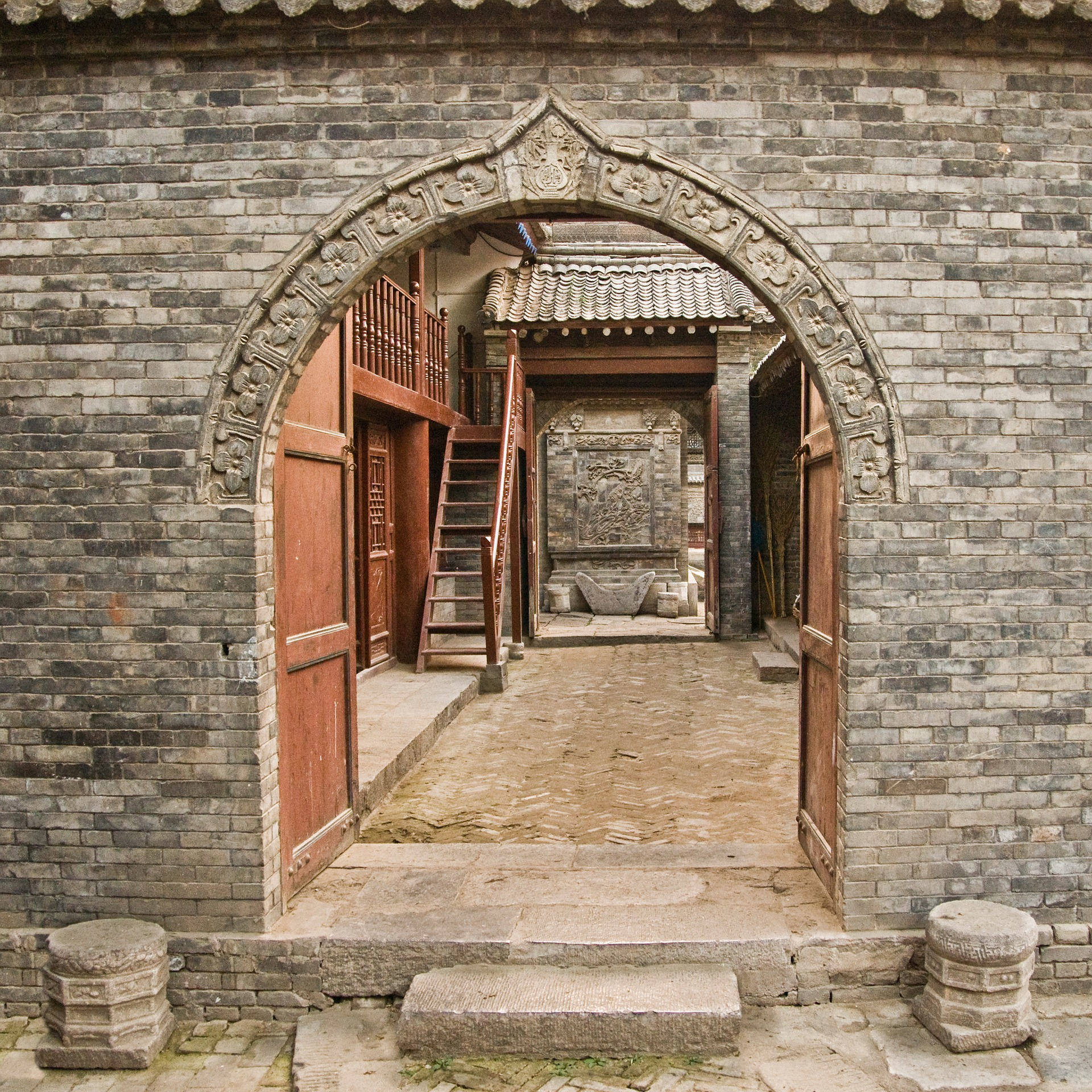 Highlights of China | Great Mosque, Xian