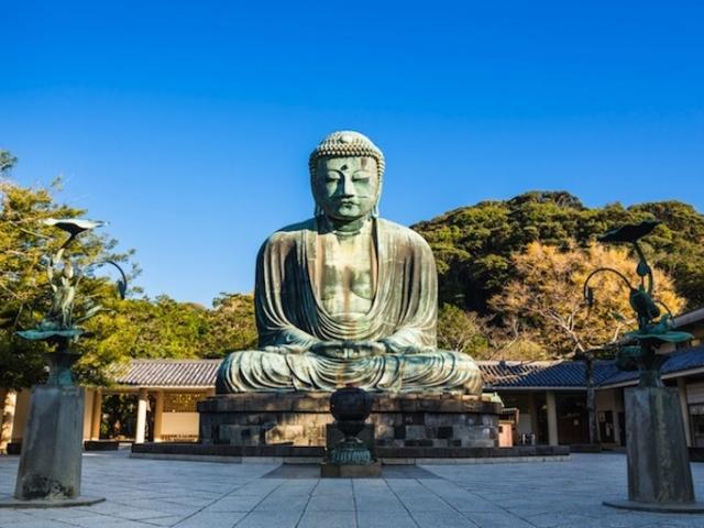 Timeless Japan - Kamakura, 750-year-old Great Buddha