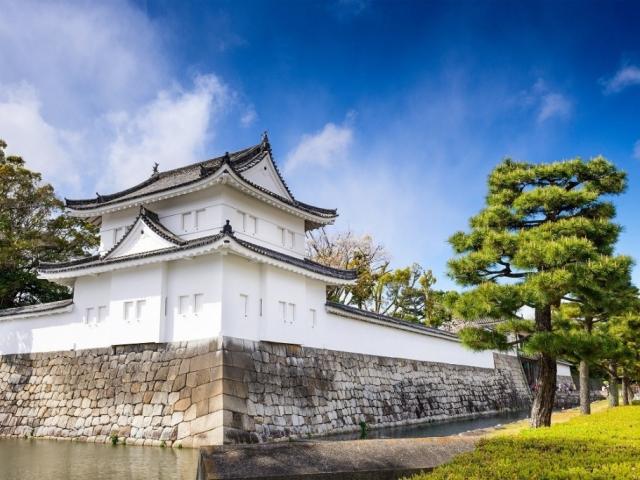 Japan's Golden Route   Kyoto, Nijo Castle