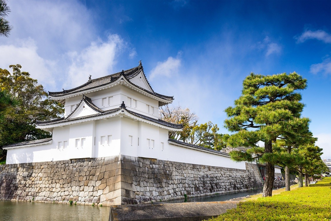 Japan's Golden Route | Kyoto, Nijo Castle