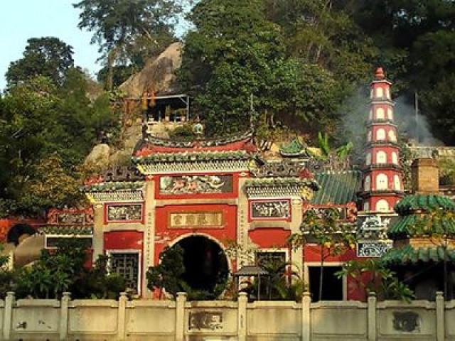 Hong Kong & Macau Experience - Macau, A-Ma Temple