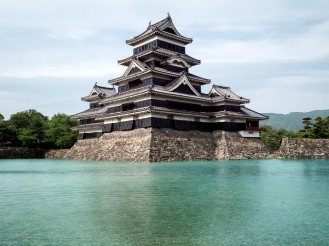 Discover Japan - Matsumoto Castle