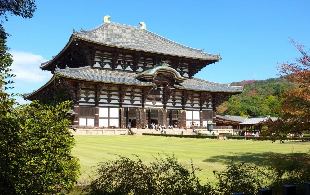 Discover Japan - Nara, Todaiji Temple
