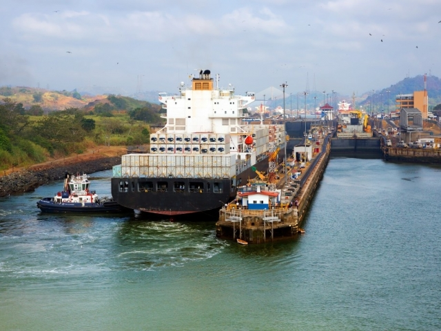 Panama City Stopover - Panama Canal