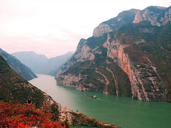 Classic China & The Yangtze River | The Yangtze River, Wu Gorge