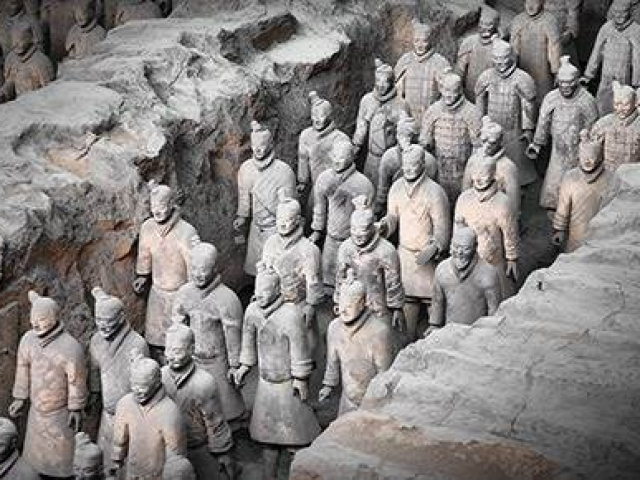 A China Experience | Xi'an,Terricota Warriors