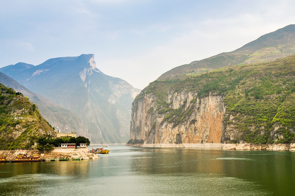 Spirit of China & the Yangtze River | Yangtze River, Qutang Gorge