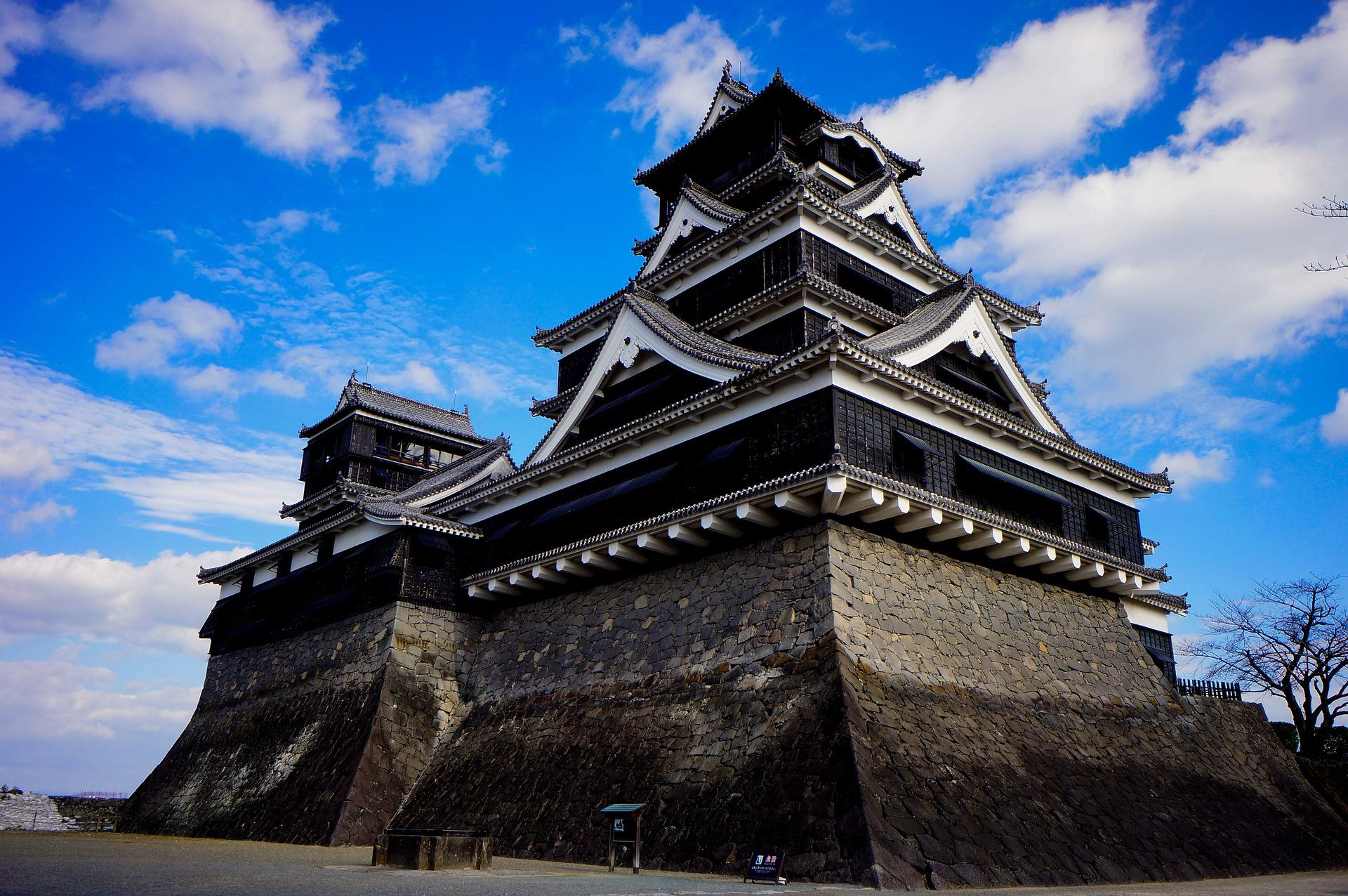 Kyushu Explorer | Kumamoto Castle, Kumamoto, Japan