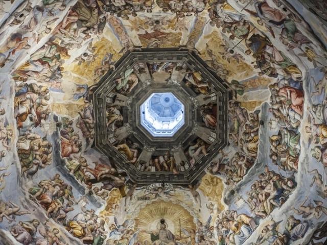 European Supreme | Brunelleschi Cupola, Cathedral Santa Maria Del Fiore, Florence, Italy