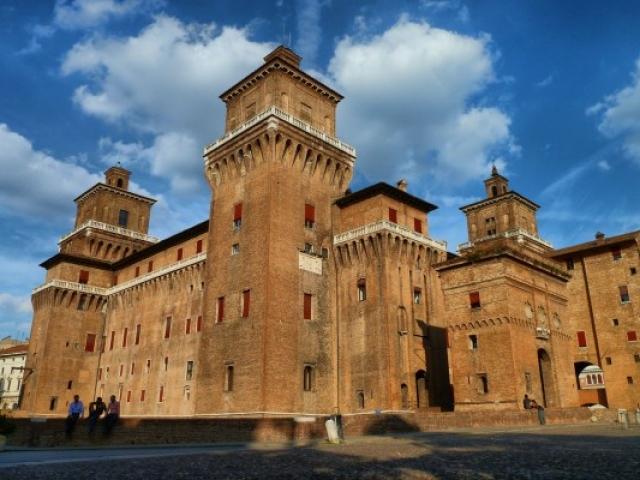 Continental Introduction, Este Castle, Ferrara, Italy