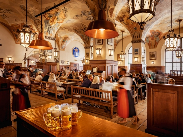 Enchanting Europe - Germany, Munich, Hofbrauhaus