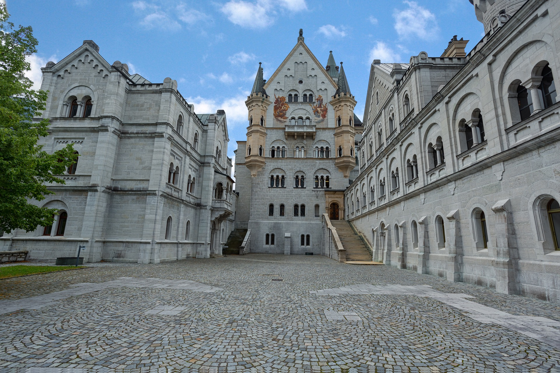 Imperial Heritage - Neuschwanstein Castle, Germany