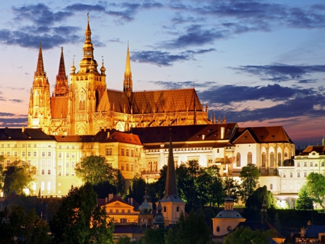 European Rhapsody, Prague Castle, Czech Republic
