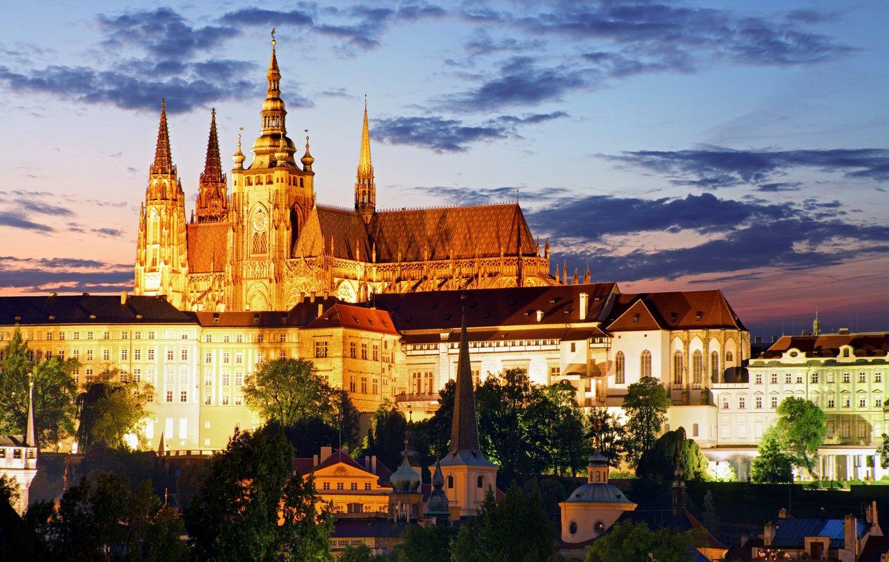 European Rhapsody, Prague Castle, Czech Republic