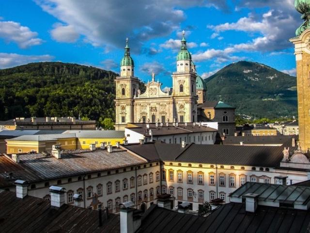 All About Europe | Salzburg Cathedra, Salzburg, Austria