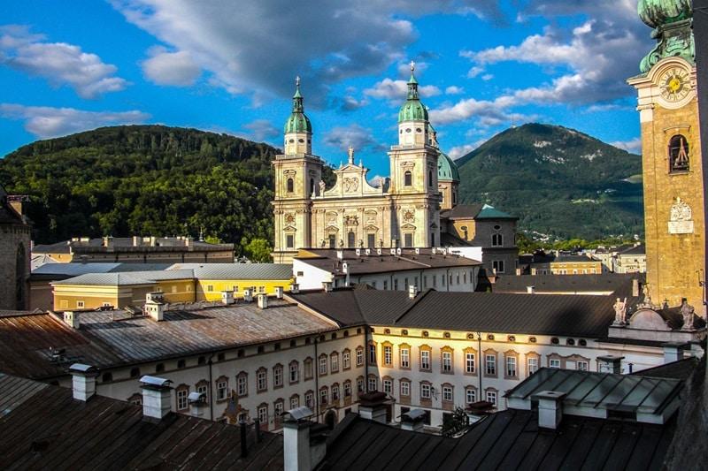 Grand European | Salzburg Cathedra, Salzburg, Austria