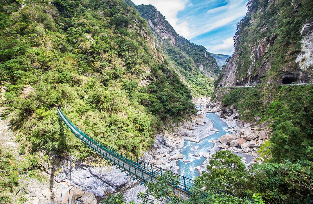 Classic Taiwan - Taroko National Park, Taroko Gorge