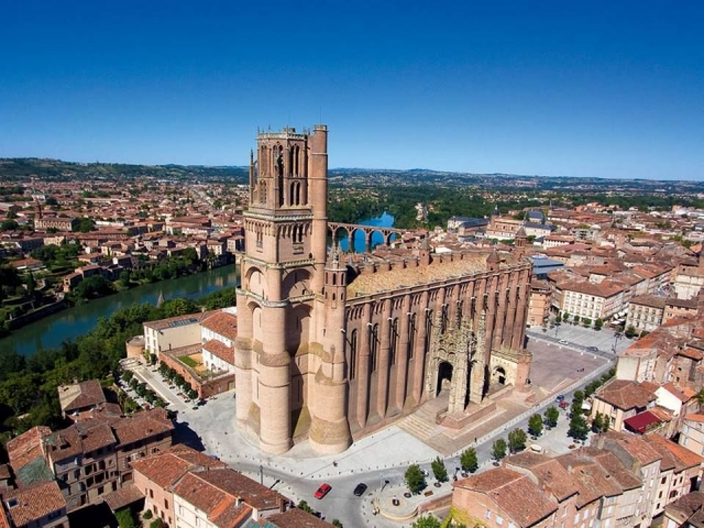 Jewels of South West France | Albi Cathedral, Albi, France