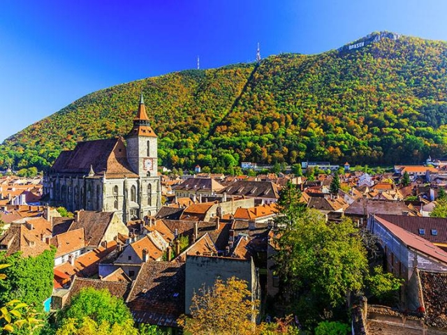 Treasures Of The Balkans & Transylvania, Brasov, Romania