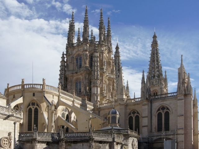 Easy Pace Spain | Burgos Cathedral, Burgos, Spain