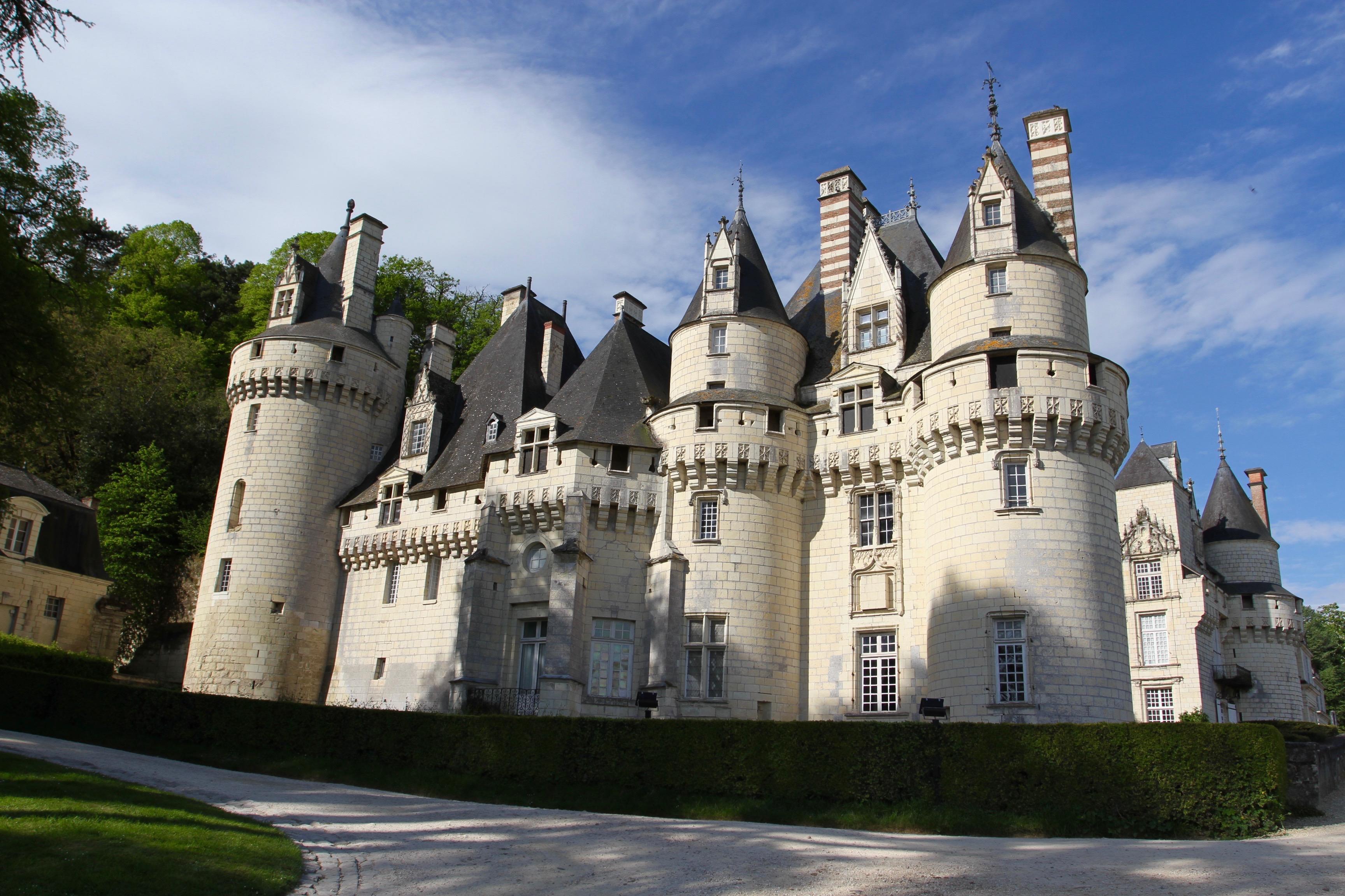 French Heritage | Château d'Ussé, Ussé, France