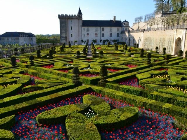 French Heritage | Château de Villandry, Villandry, France