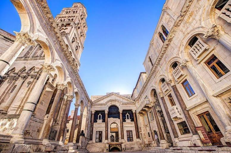 Croatia & The Dalmatian Coast | Diocletian Palace, Split, Croatia