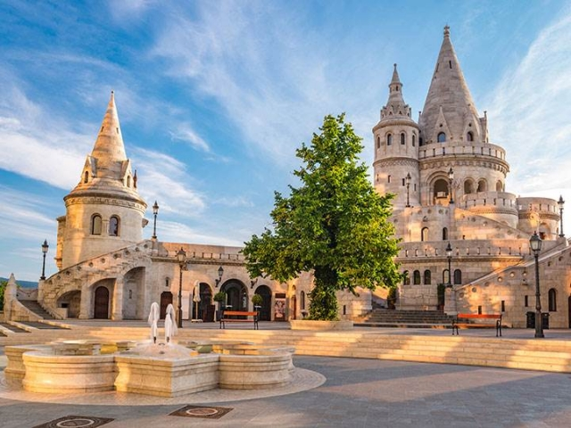 Treasures Of The Balkans & Transylvania, Fisherman Bastion, Budapest, Hungary