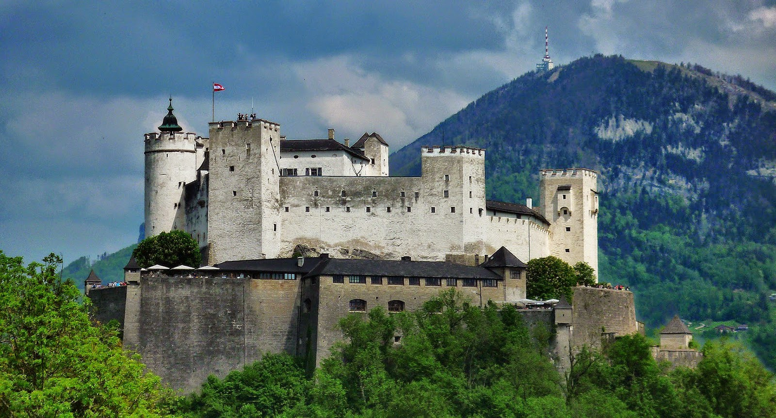 Best of Germany & Austria | Hohensalzburg Castle, Salzburg, Austria