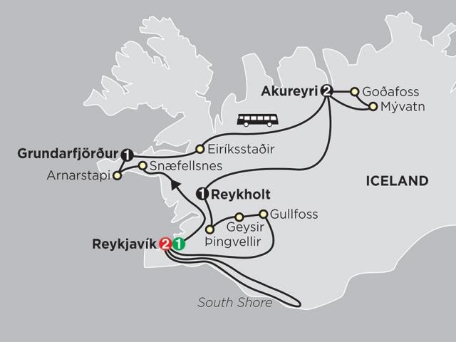 Idylic Iceland