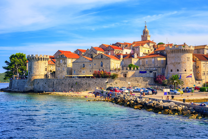 Croatia & The Dalmatian Coast | Korcula, Croatia