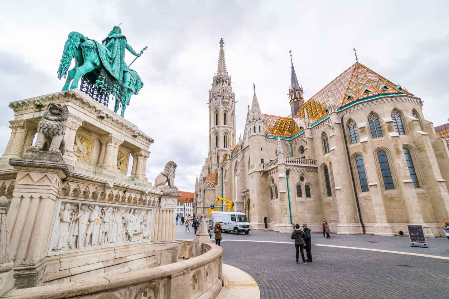 Treasures of the Balkans, Matthias Church, Budapest, Hungry