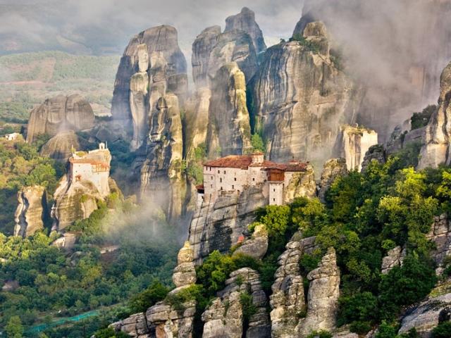 The Best of Greece, Meteora, Greece