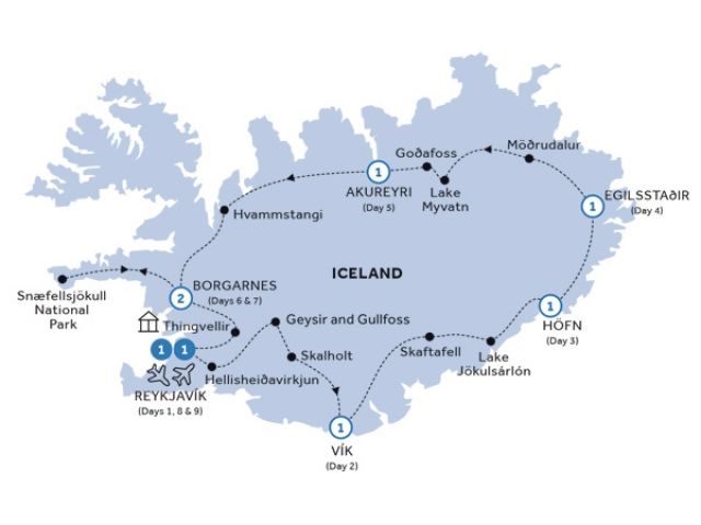 Natural Wonders of Iceland