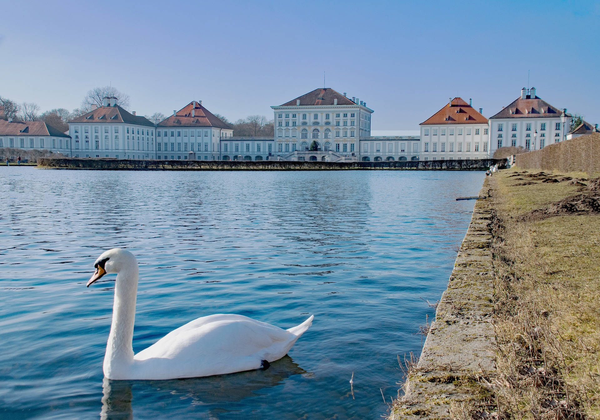 Baverian Highlights - Nymphenburg Palace, Munich, Germany