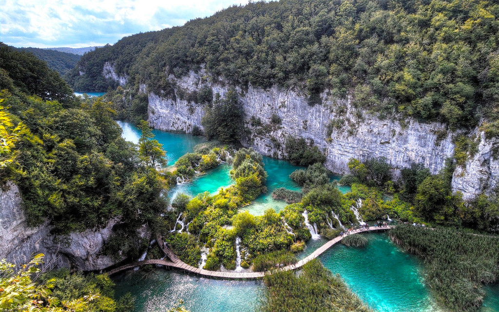 The Croatian, Plitvice National Park, Croatia