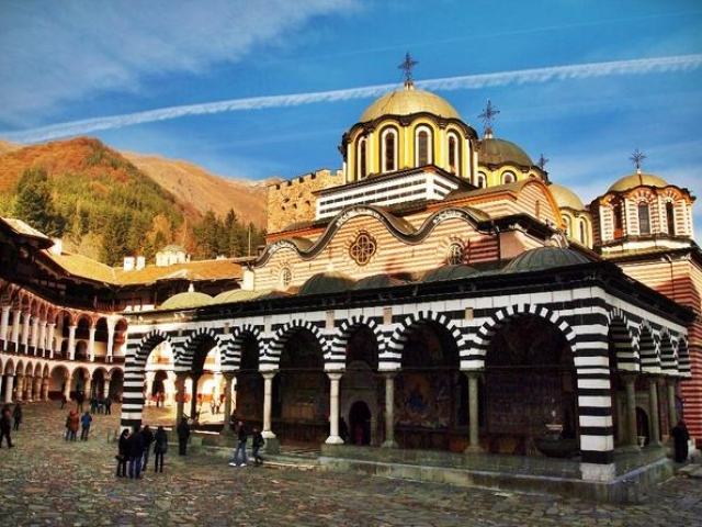 Treasures of the Balkans, Rila Monastery, Sofia, Bulgaria