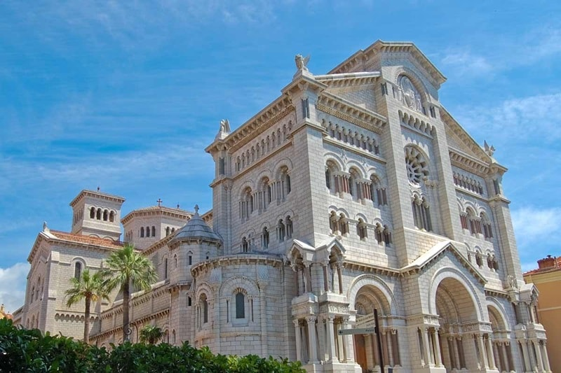 Wonderful France, Saint Nicholas Cathedral, Monaco